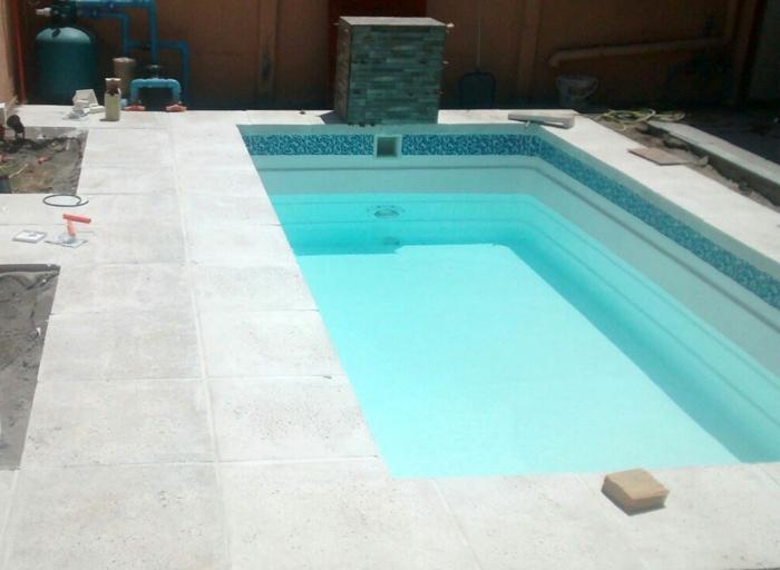piscinas de fibra de vidrio mejores precios instalacion y