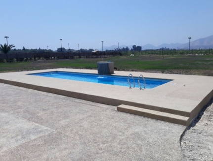 PISCINA RECTANGULAR 11X3,5