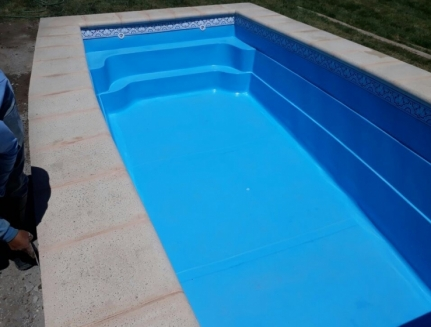 PISCINA RECTANGULAR 6.1X3.2