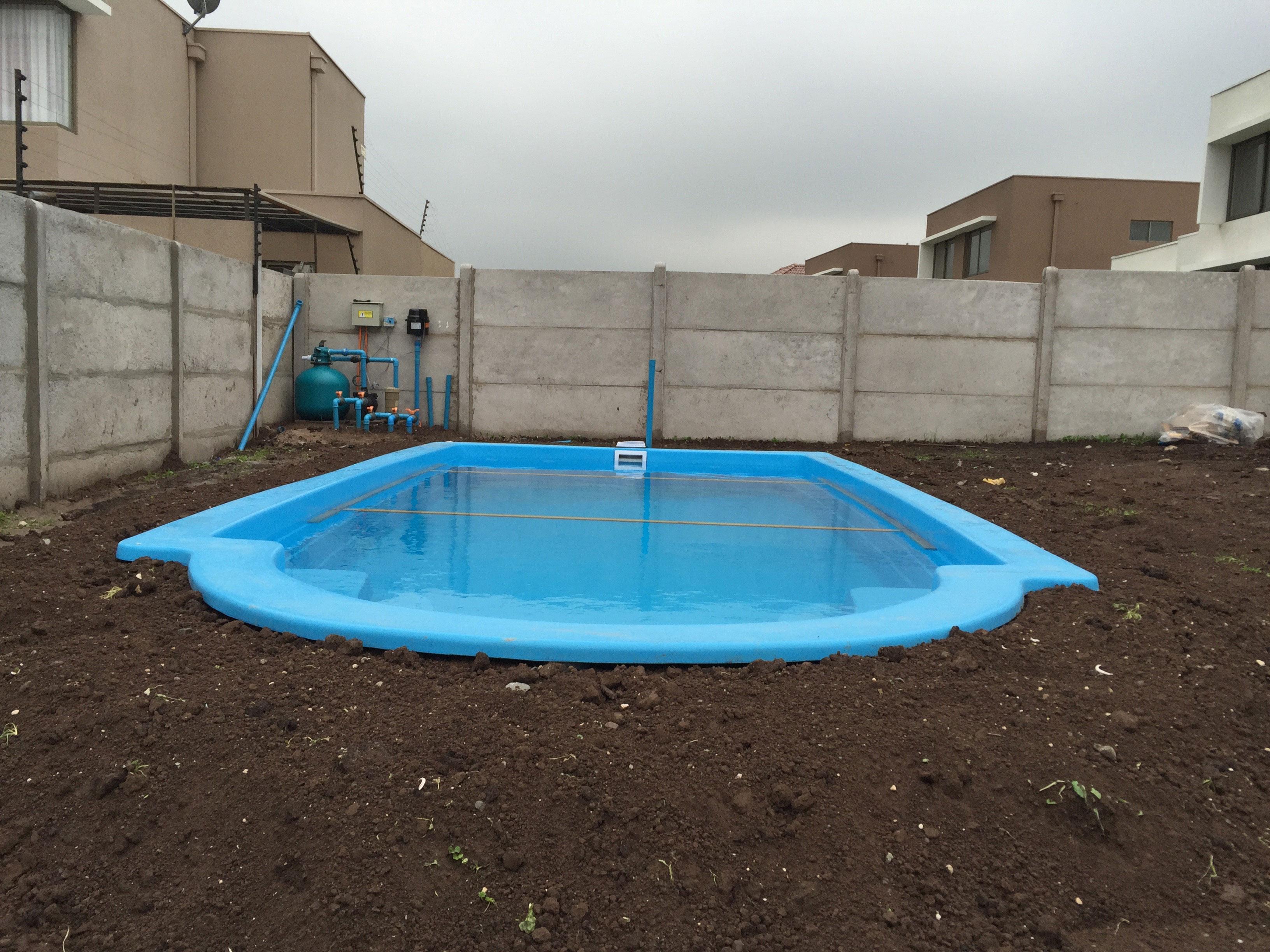 Piscinas de fibra de vidrio mejores precios instalacion y for Instalacion de piscinas de fibra de vidrio precios